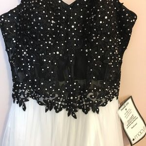 Dresses & Skirts - Brand new with tag Blondie prom dress.